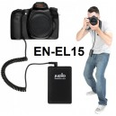 DSLR Power Vault EN-EL15 - 28 Wh