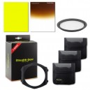 Kit Filtre carré Creative 2 (Jaune, GRBrown, Star8, Support)